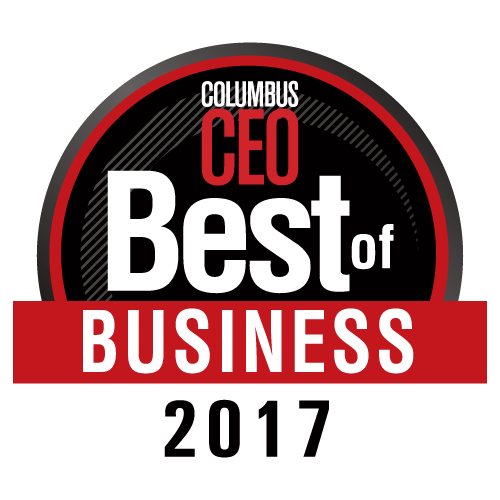 Columbus CEO Best of Business Number 1 IT Company