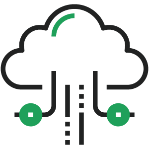 Cloud Migration Benefits Icon